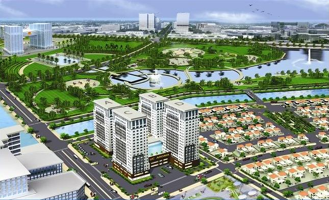 Commencing New Binh Duong City Project